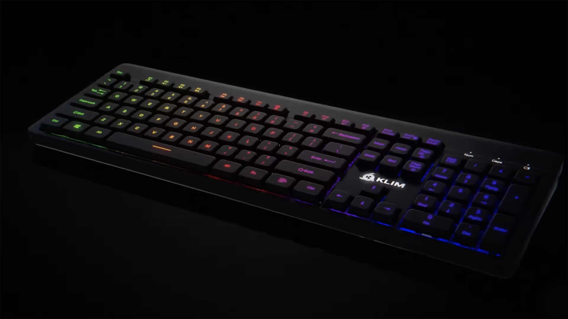 Test du Klim Light V2 Clavier sans fil gaming HighNews.fr