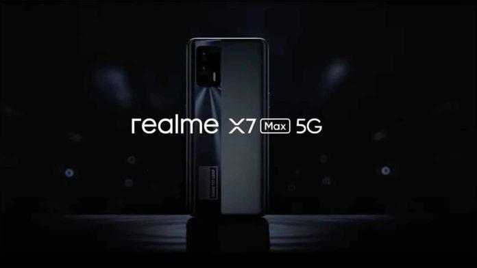 Le Realme X7 Max 5G sera l'un des smartphones les plus puissants du marché en Inde.