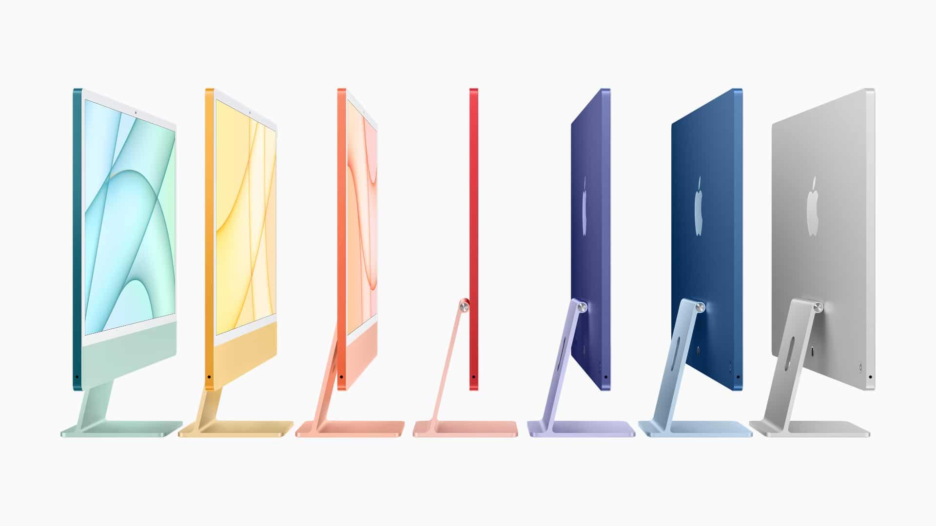 L'iMac 2021 avec la puce M1 deviendrait l'ordinateur tout-en-un ultime.