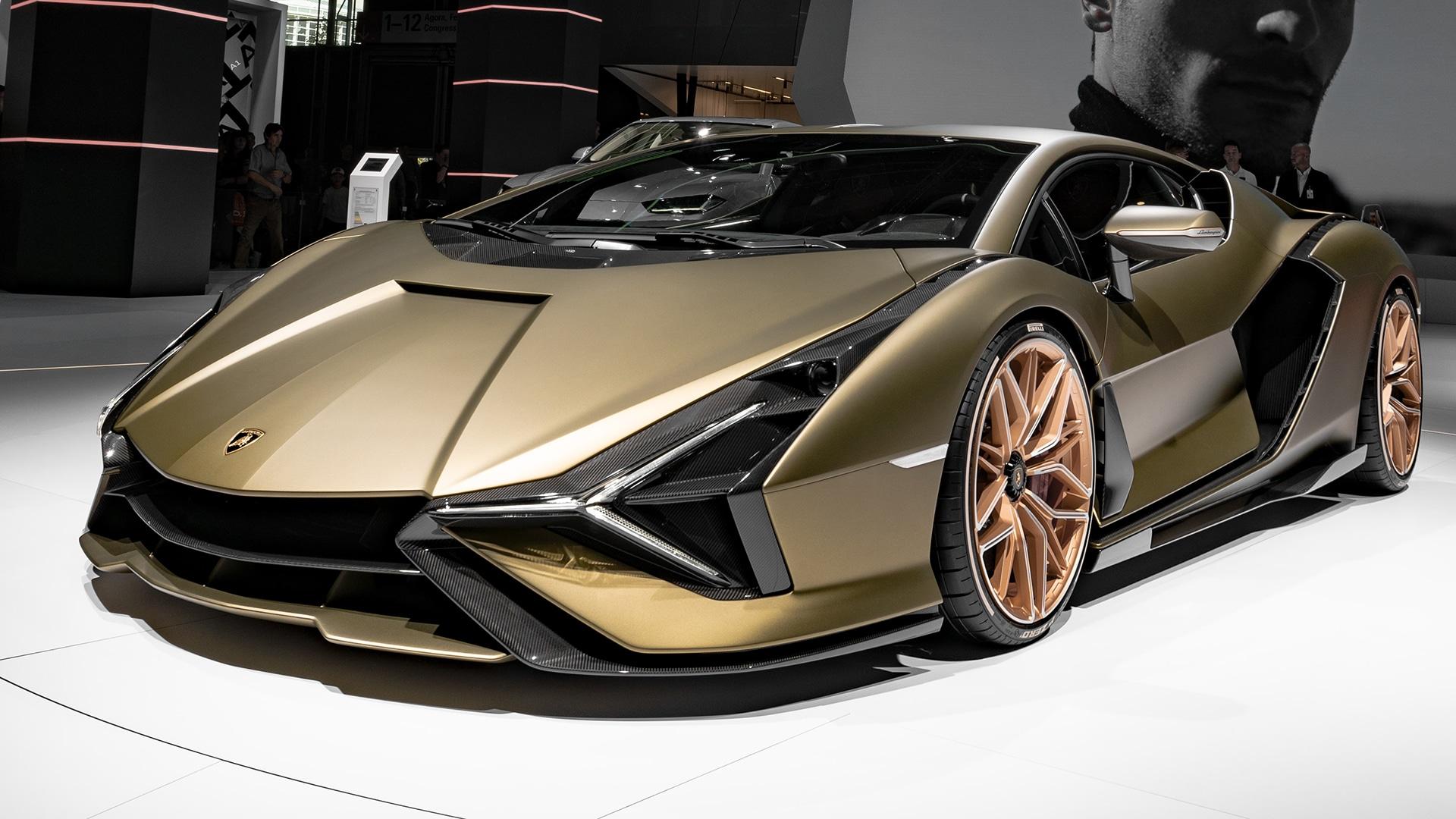 Lamborghini compte dans un premier temps convertir ses modèles en voiture hybride.