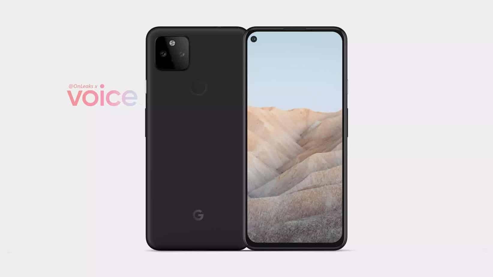 Le Google pixel 5a pourrait sortir cet été