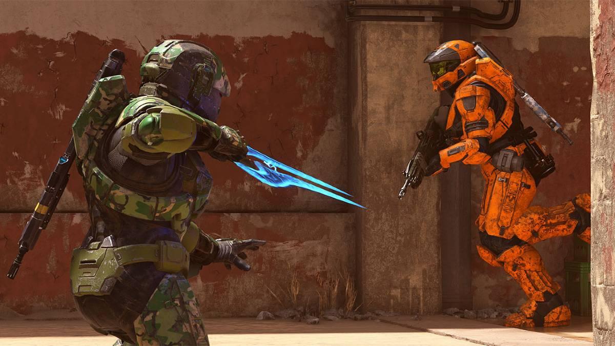 Halo Infinite envisage une sortie cet été