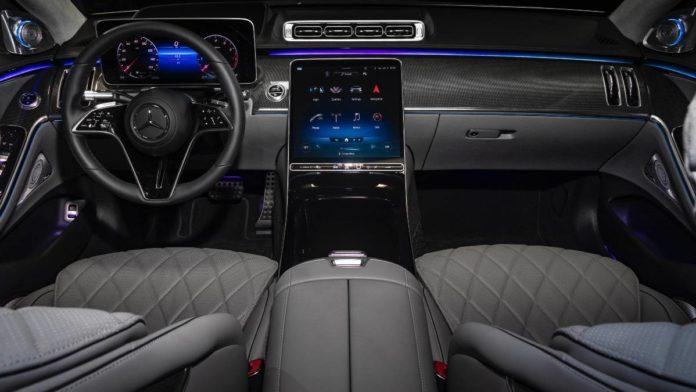 La nouvelle Mercedes Classe S 2021 se dévoile.
