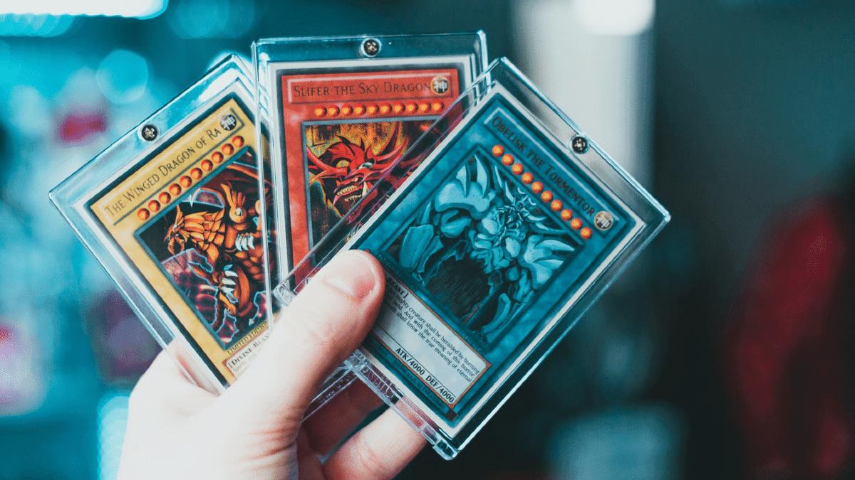 Le prix d'une carte Yu-Gi-OH! s'envole en Chine.