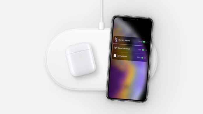 L'AirPower d'Apple ne serait pas mort.