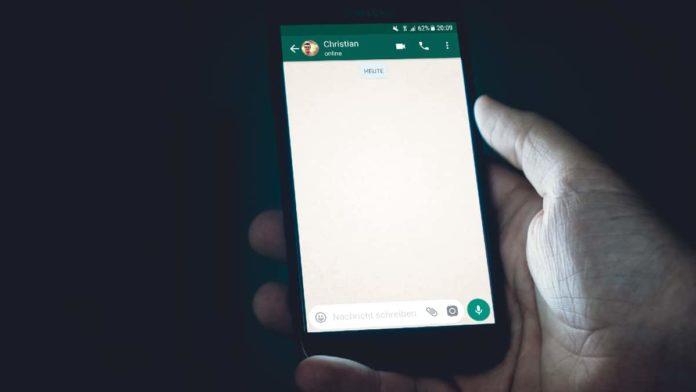 WhatsApp sur iOS aura droit à une fonction message vocale