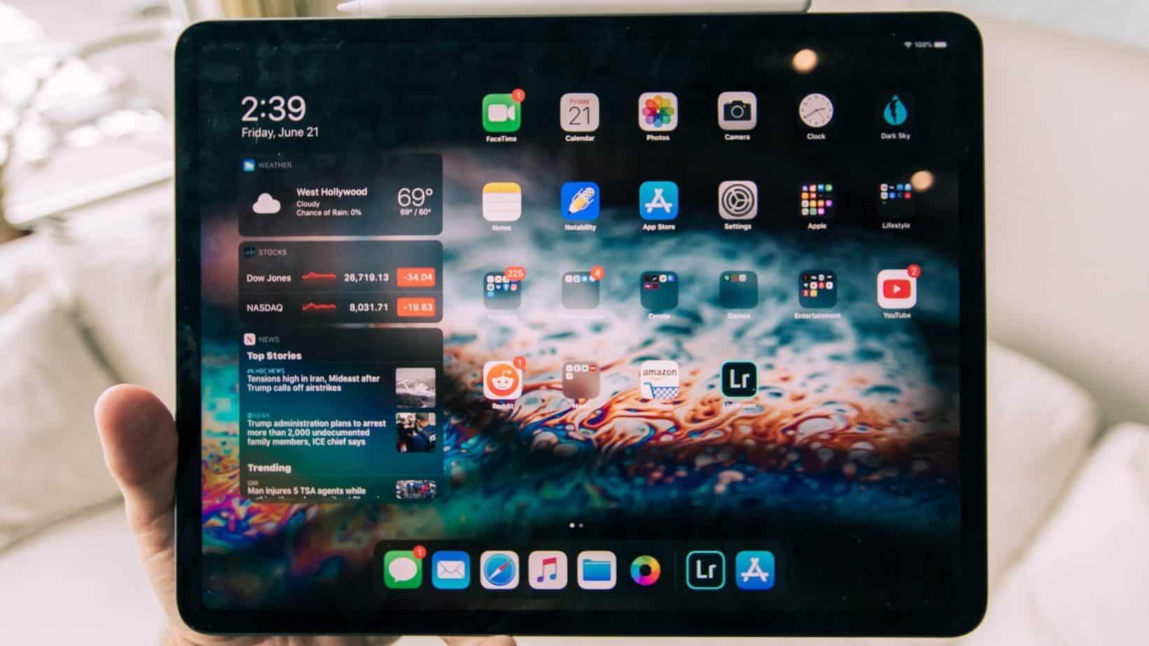 Les développeurs d'applications sur iPadOS 15 pourront dorénavant alloué plus de mémoire vive à leurs applications.