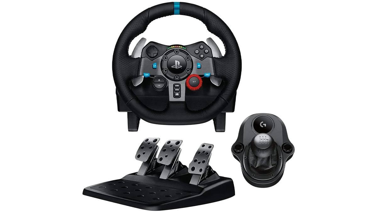 Logitech G29 Driving Force Levier de vitesse