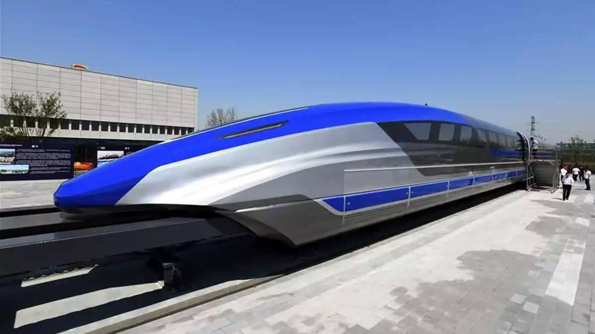 Maglev sort de l'ombre et devient le train le plus rapide au monde conçu en Chine.