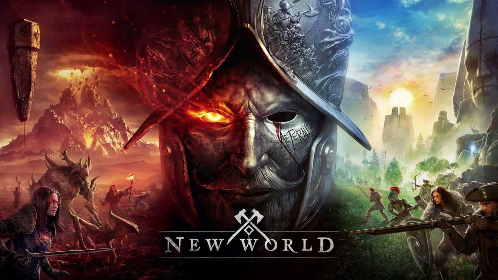 New World, le jeu d'Amazon Game Studio accueille près de 200 000 joueurs simultanément.