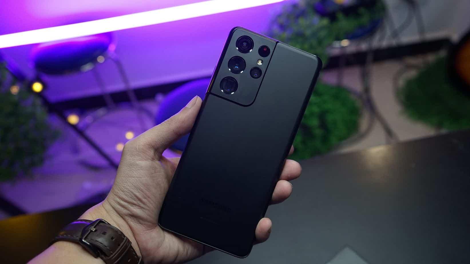 One Ui 4 équipé d'Android 12 devrait bientôt débarquer sur les Samsung Galaxy S21.