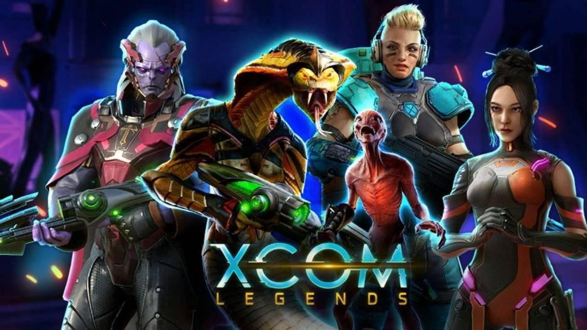 XCOM Legends devrait sortir sur iOS et Android