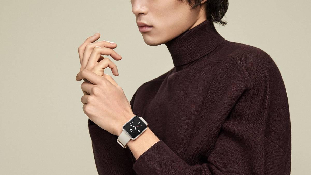 La montre connectée Xiaomi Mi Watch Lite est actuellement en promotion sur AliExpress