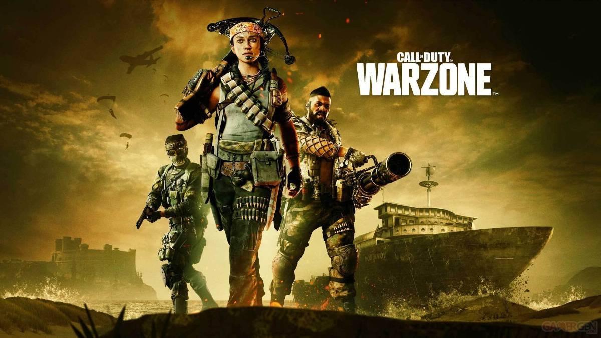 Infinity Ward aura banni près de 50 000 comptes supplémentaire sur Call of Duty Warzone.