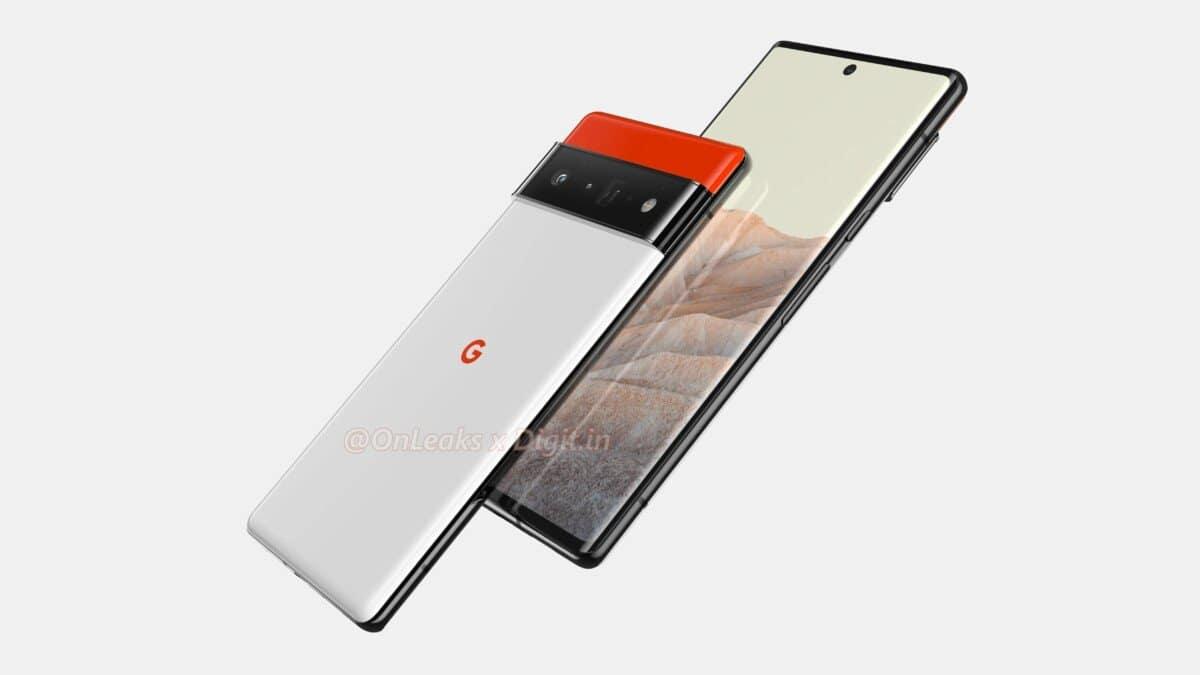 Les Google Pixel 6 et Pixel 6 XL ont été confirmés par Google par mégarde