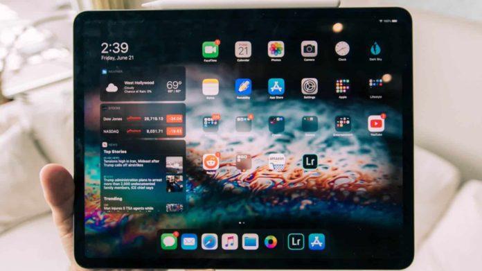 Apple enregistre des ventes records d'iPad par rapport aux ventes de tablettes de ses concurrents.