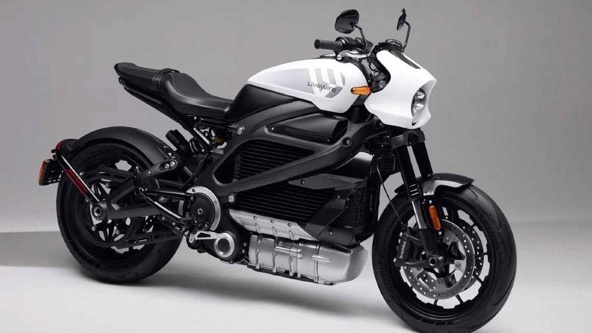 Harley-Davidson dévoile une seconde moto 100% électrique.