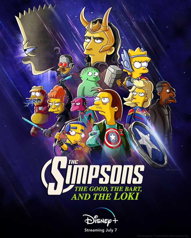 Simpson : Le Bon, le Bart et le Loki
