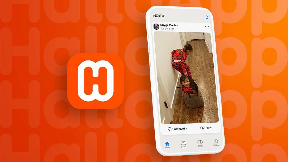 des anciens employés de WhatsApp dévoilent HalloApp un réseau social privé