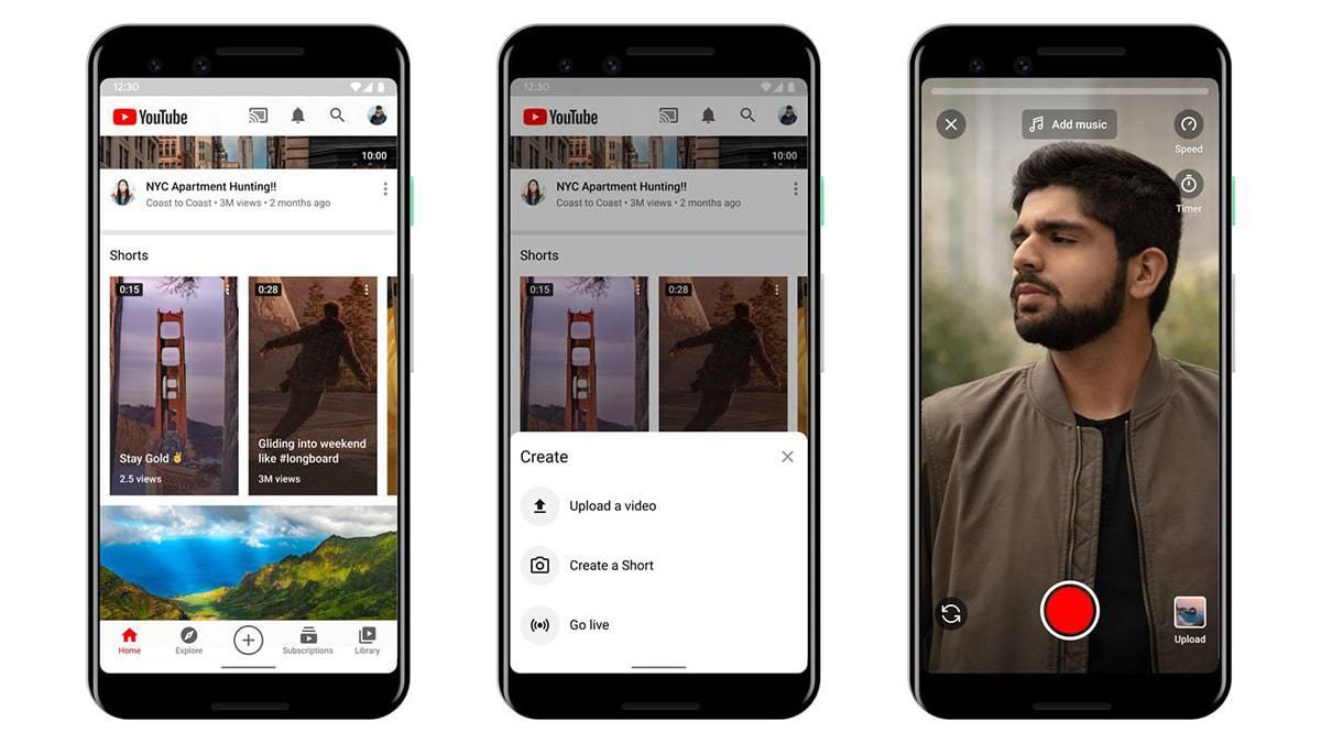 YouTube Shorts débarque enfin en France.