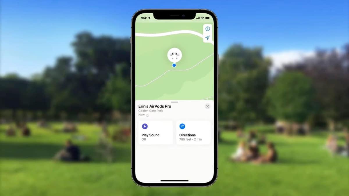 Les AirPods seront mieux localiser grâce à iOS15.