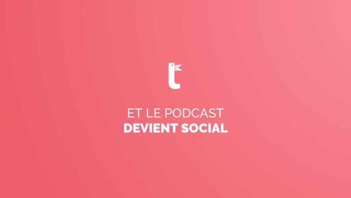 Tumult, la plateforme de podcast interactif et social.