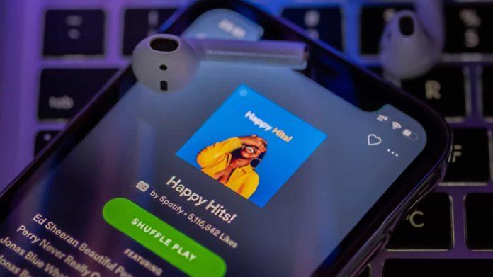 La technologie AirPlay 2 n'est pas prête d'arriver sur l'application iOS de Spotify.