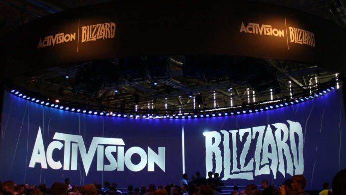 Les actionnaires d'Activision Blizzard porte plainte contre le groupe.