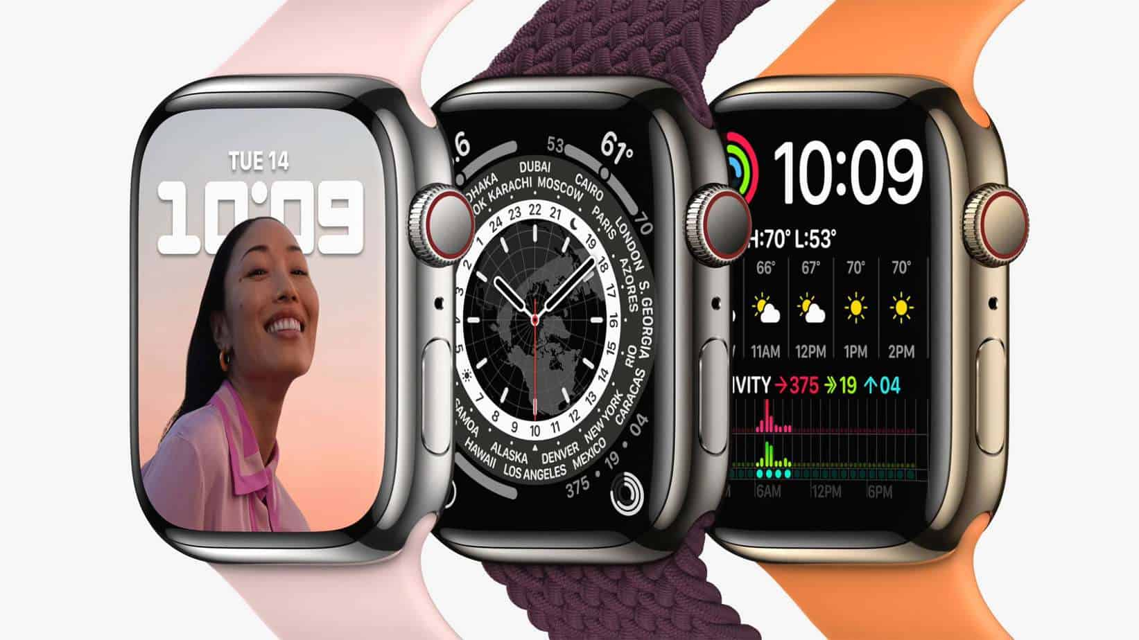 L'Apple Watch Series aura bel et bien un écran plus grand.
