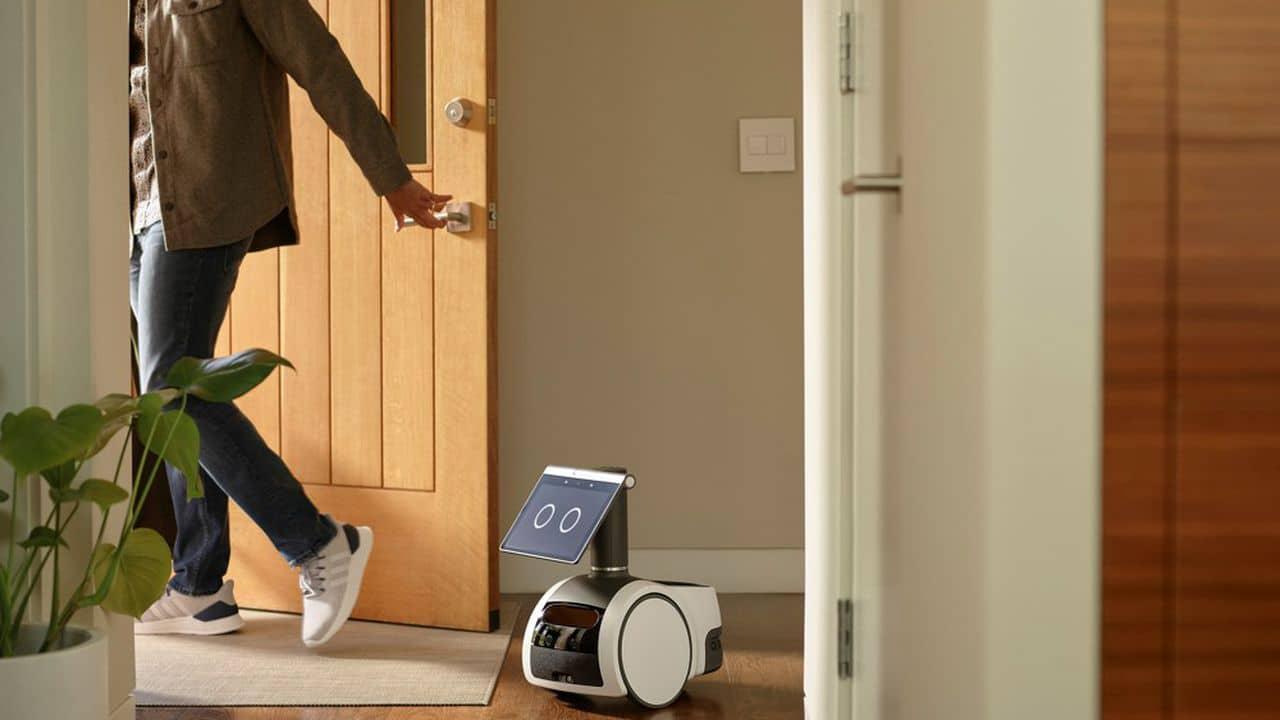 Le robot d'Amazon, Astro a été dévoilé ce mardi 28 septembre.