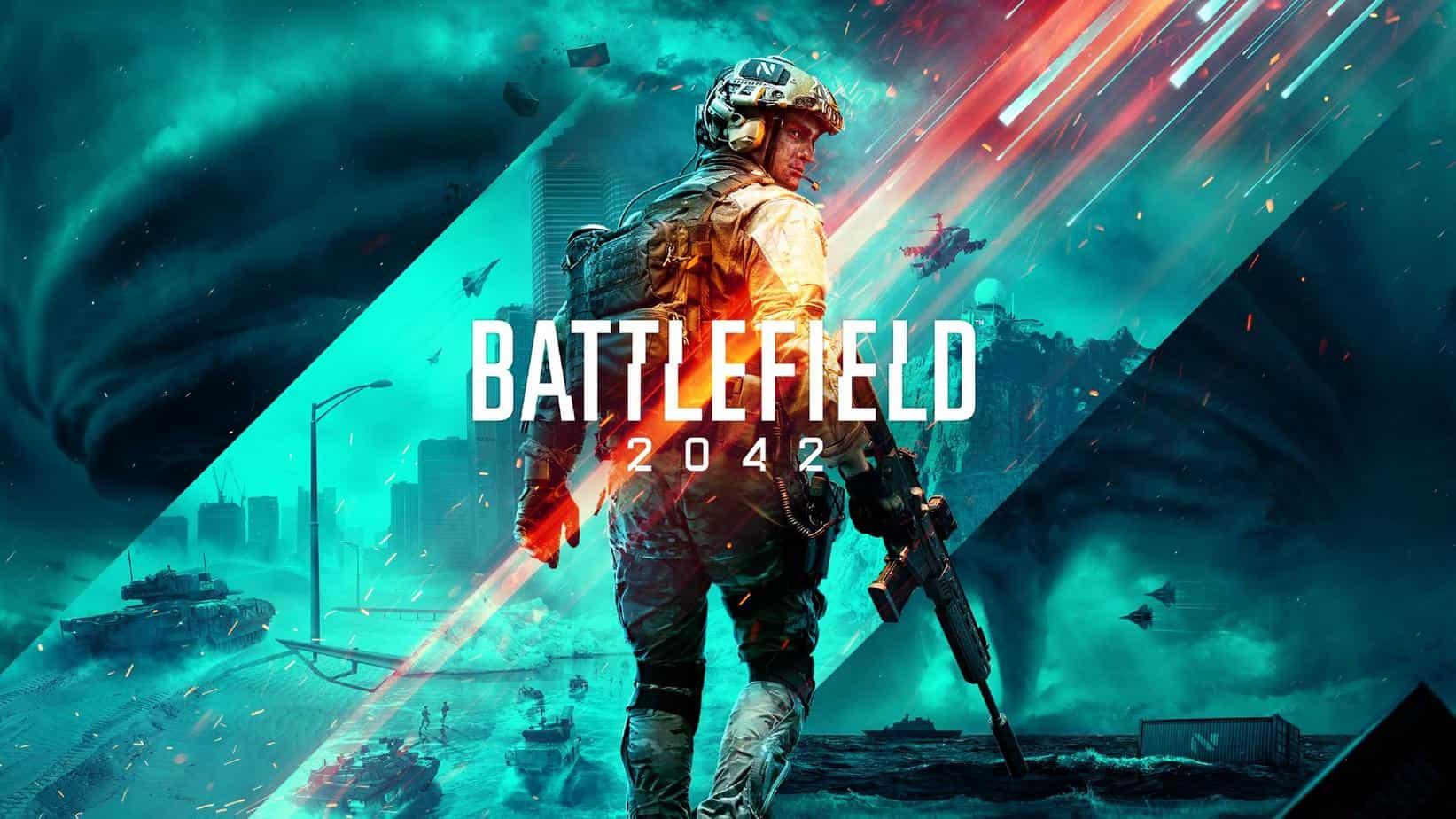 La sortie de Battlefield 2042 est repoussé pour le mois de novembre