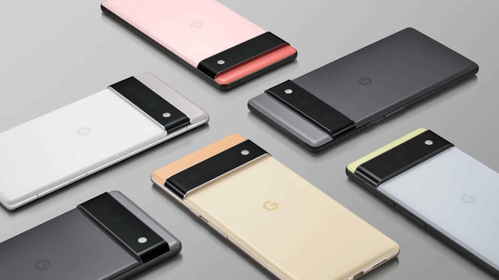De nouvelles fuites viennent dévoiler les caractéristiques de l'appareil photo du Google Pixel 6.