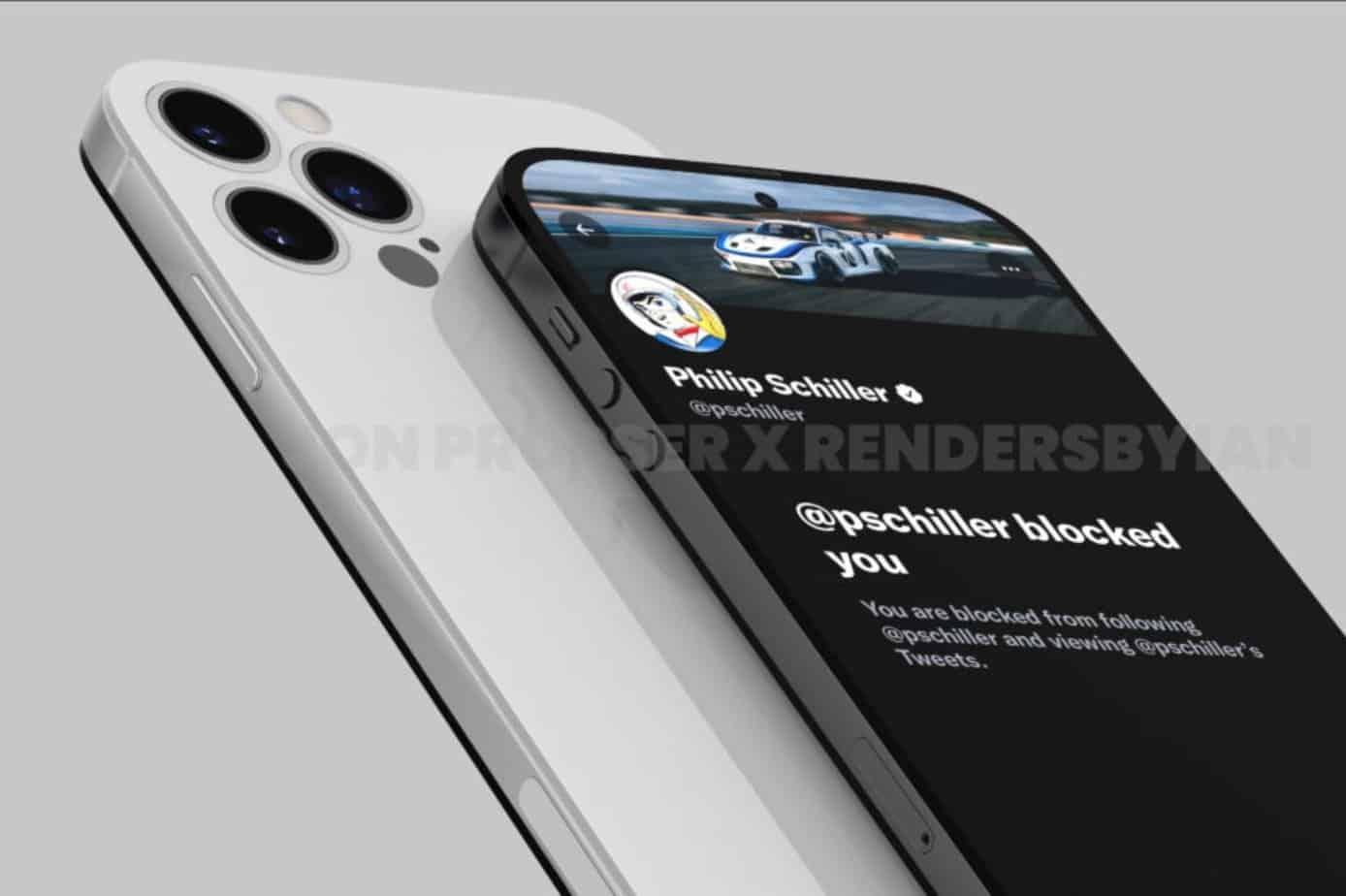 Design de l'iPhone 14