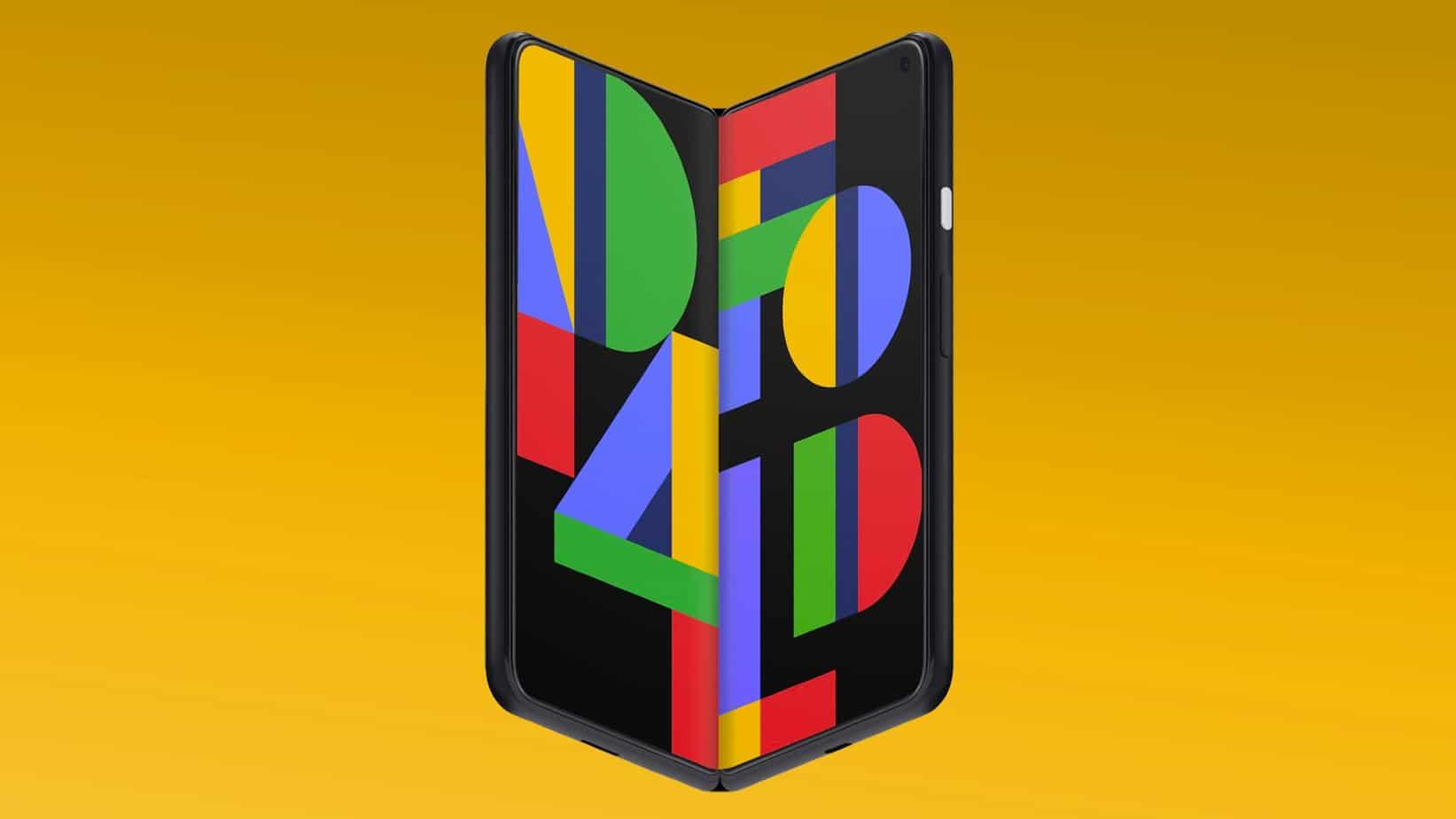 Le Google Pixel Fold pourrait sortir d'ici la fin 2021.