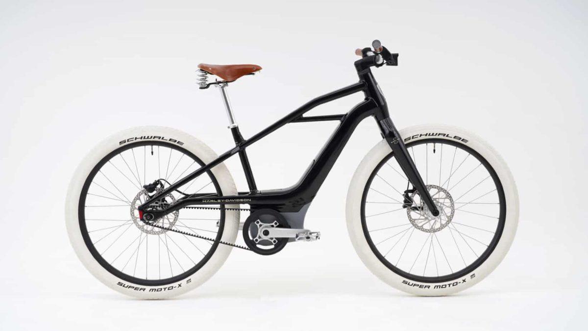 Harley-Davidson commercialisera son nouveau vélo électrique, le MOSH/TRIBUTE dans peu de temps.