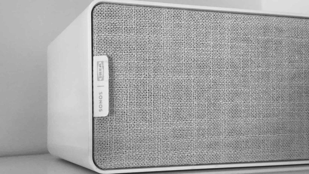 Ikea et Sonos annoncent le haut-parleur de lampe Symfonisk