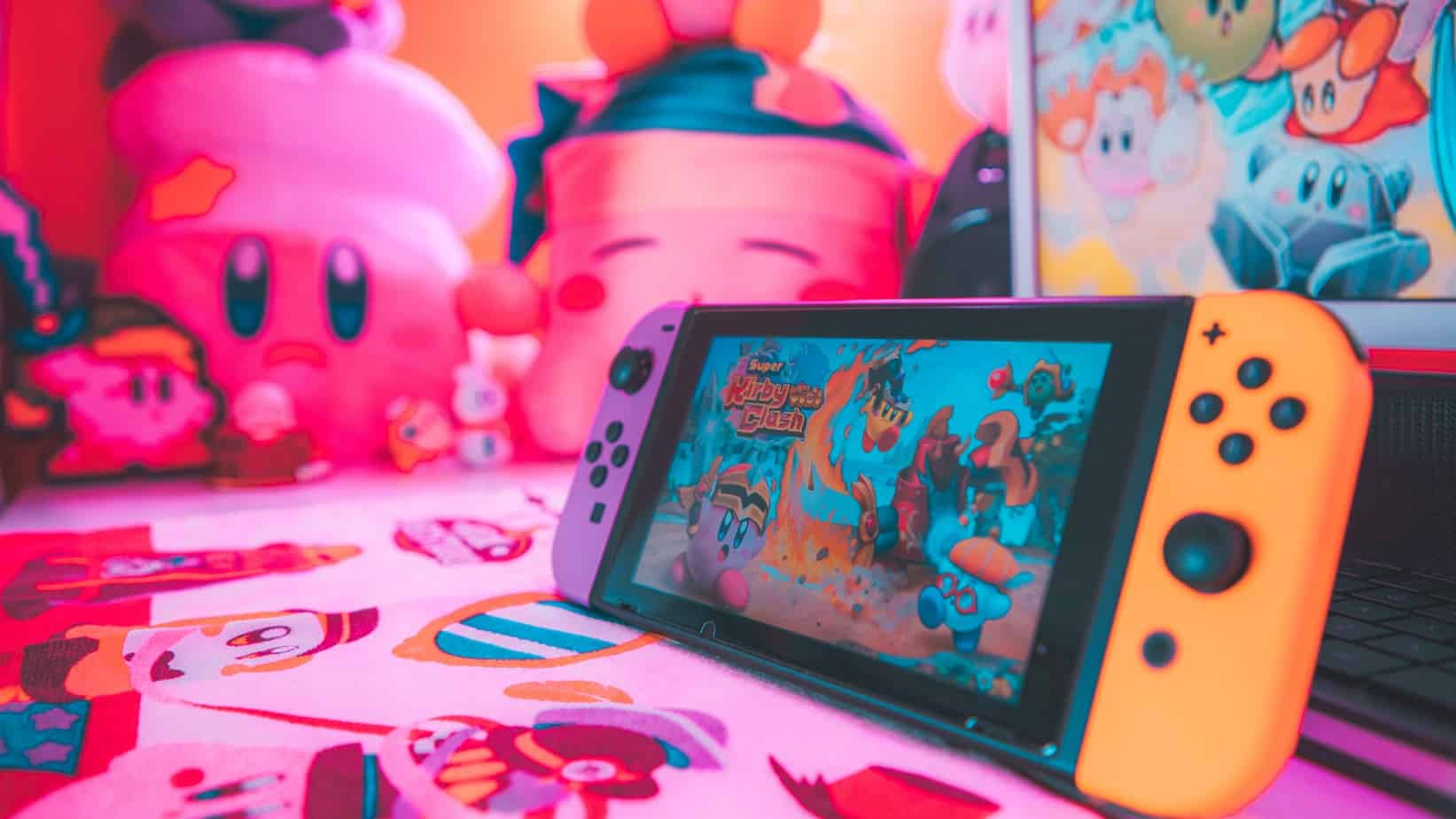 Le nouveau Kirby and the Forgotten Land sortira sur switch