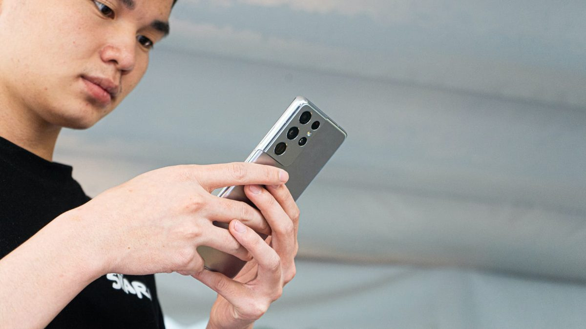 Samsung aurait reprit la production en masse du Galaxy S21 FE.
