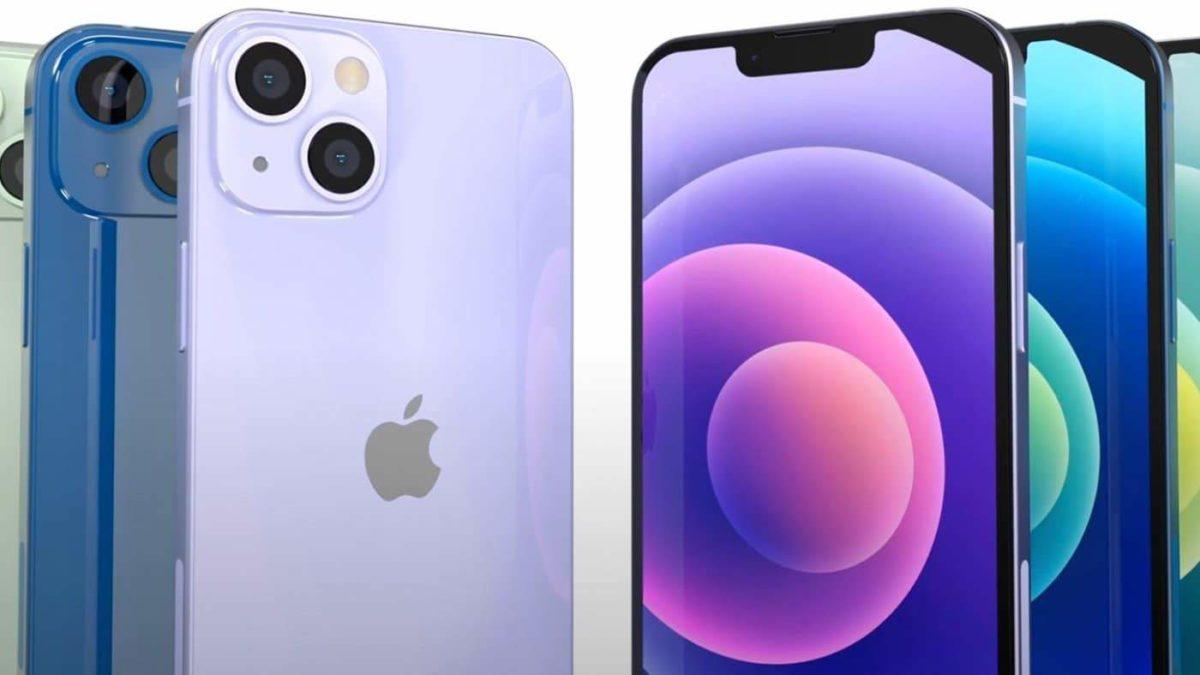 Comme chaque année, l'iPhone 13 subit une petite hausse de poids et d'épaisseur.