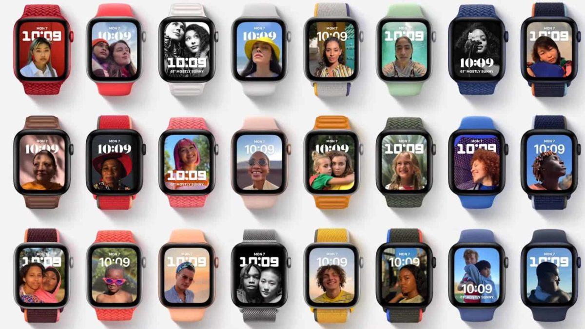 watchOS 8 sortira le 20 septembre.