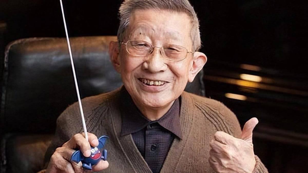 Koichi Sugiyama le compositeur qui a créé les musiques pour Dragon Quest est décédé.