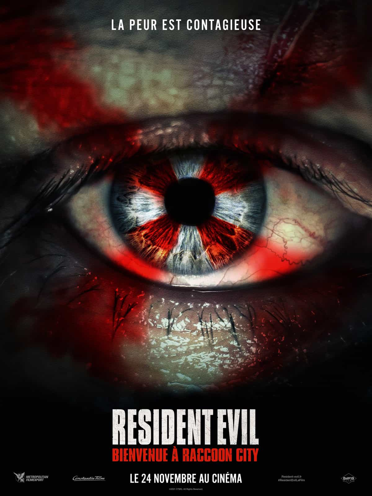 Resident Evil : welcome to Raccoon City