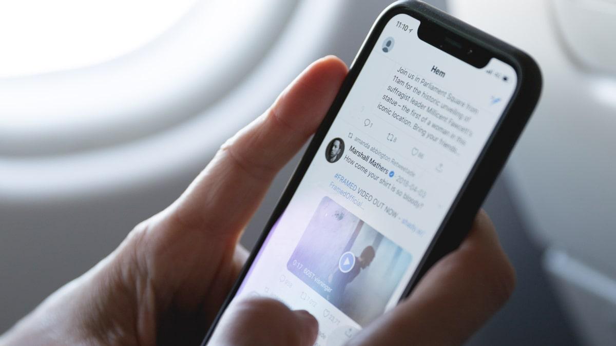 L'onglet Space arrive sur l'application de Twitter sur iOS.