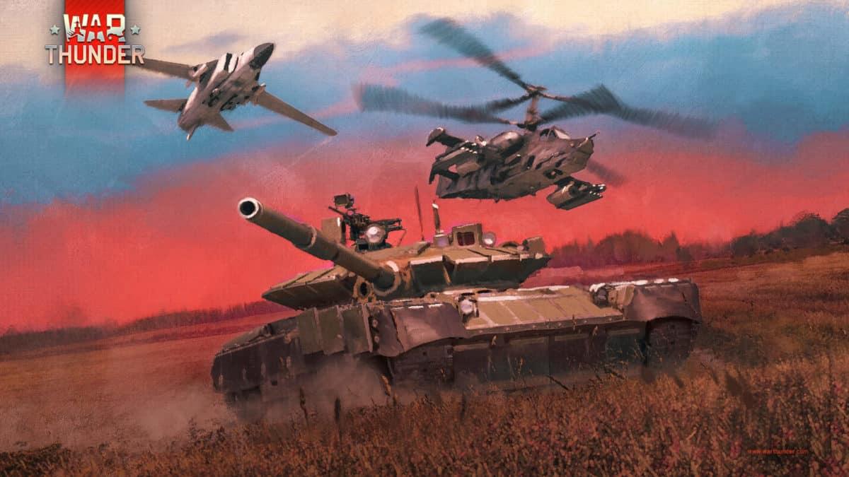 Fuite de documents militaires dans War Thunder