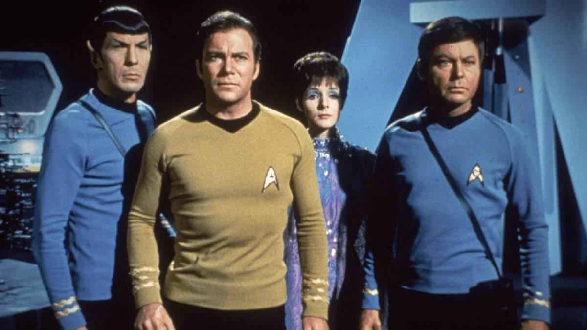 William Shatner s'envolera pour l'Espace grâce à Blue Origin.